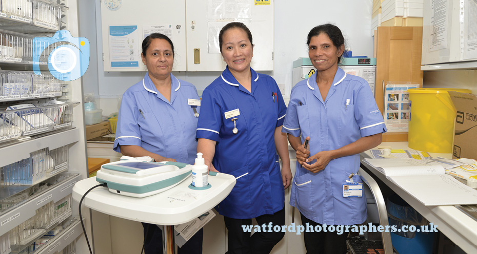 photography at hospitals in herts