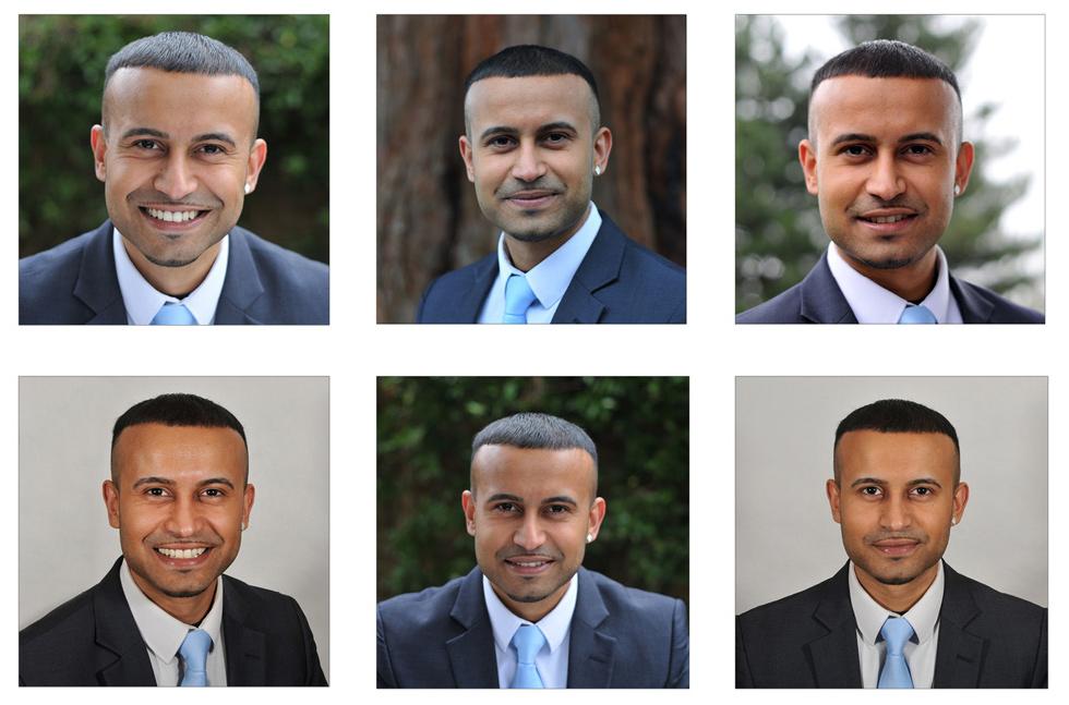 portrait photos in Watford workplaces