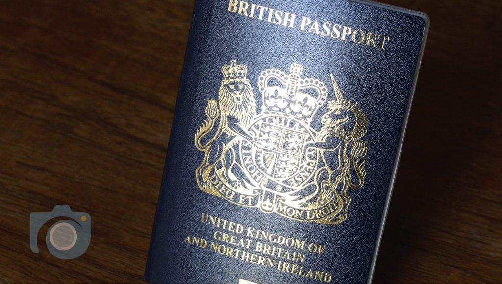 British passport photos with digital photo codes from Watford Photographers