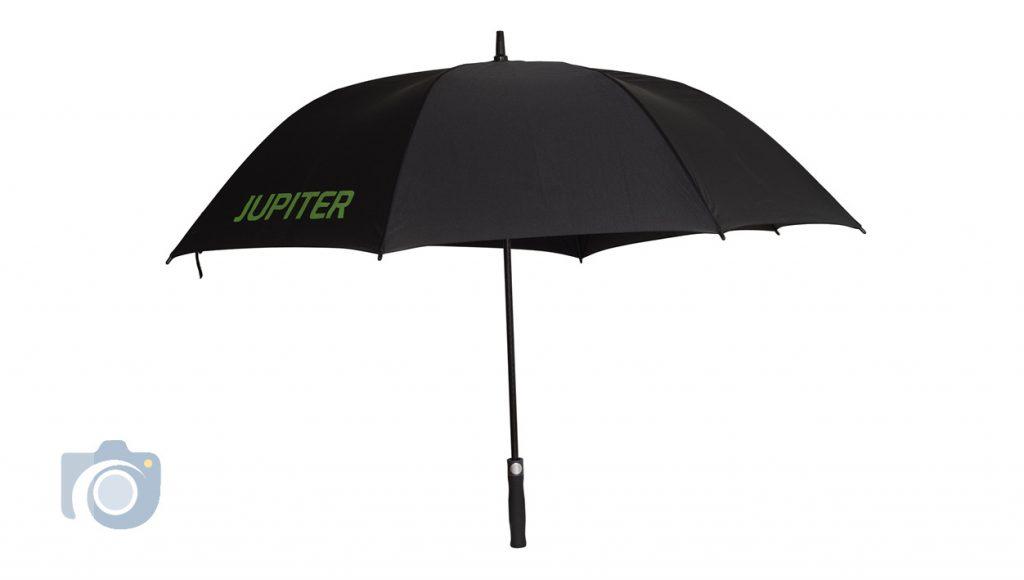 Product photo – Jupiter umbrella in up position