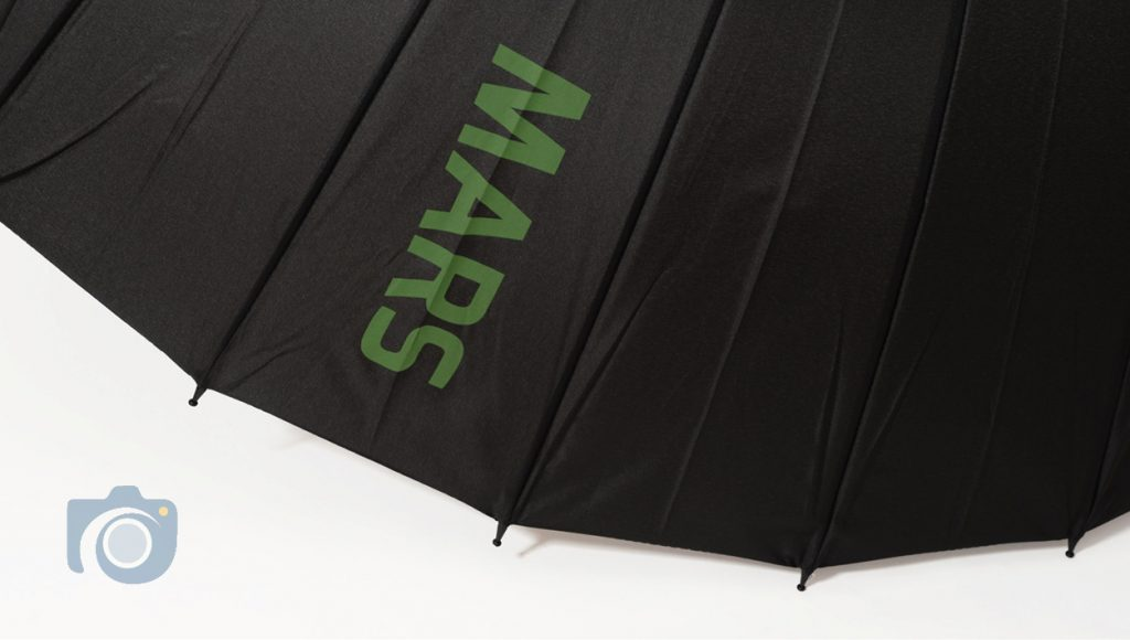 Branded umbrella photos